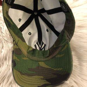 4d724d5d495 47 Brand Accessories - Camo Yankee Baseball Hat women s
